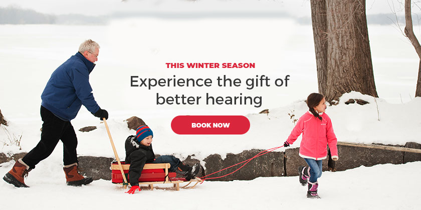 Winter Banner - Coastal Bend Hearing Clinic